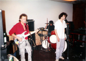 Dudley Taft and Patt Connolly - Dec 1989 - Uncle Rehearsal