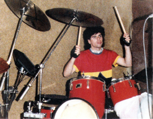 Gerry North Cannizzaro - Feb 1988 - Tuloarosa Ave, Silver Lake, CA