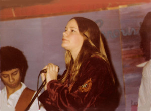 Kim Watts - Lead Vocals & Robert Lowden, Bass Guitar & Vocals Nov, 1978