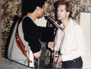 Lowden & Connolly Feb 1988 - Tuloarosa Dr, Rehearsal