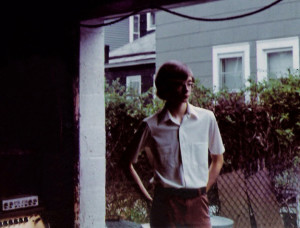 Patt Connolly joins Parousia - June 1975