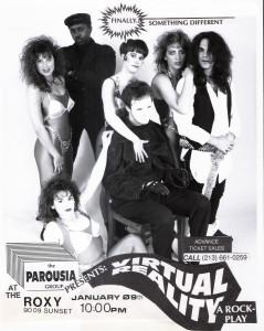 Parousia at the Roxy 01.09.1992