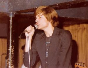 Patt Connolly at McVan's Hertel & Niagara - Nov. 22, 1978
