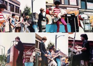 Parousia at the Hertel Happening 08.01.1981