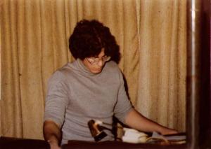Dave Maltbie with Parousia - Wurlitzer Organ - McVan's November 22, 1978