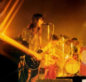 Garth Huels - Buff State College - Sept. 11, 1981