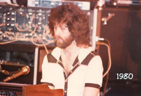 Jim Sommers Loft engineer-Cock Robin keyboardist