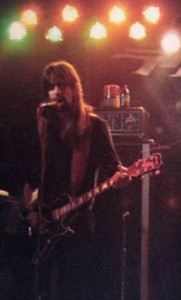 Garth Huels - Wooden Nickel, Olean, NY - Dec. 1981