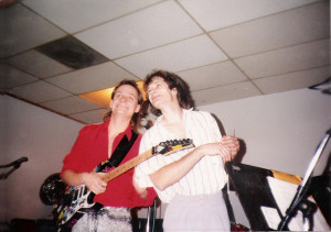 Dudley Taft and Patt Connolly Dec 1989