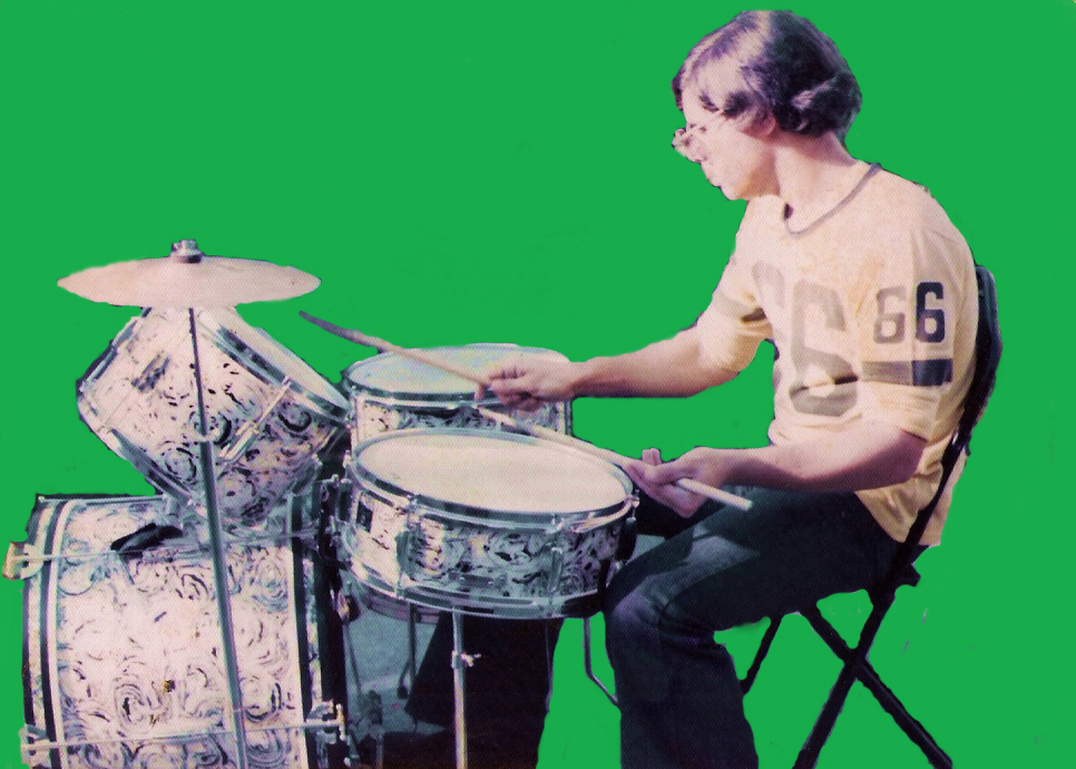 Gerry Cannizzaro (Drums) 1978