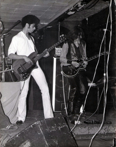 Parousia at McVans - Friday, June 1st, 1979