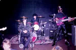 Patt Connolly, Gerry Cannizzaro and Kenny Gray
