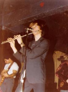 Patt Connolly, Barry Cannizzaro & one-half of Kim Watts - McVan's Nov. 22, 1978