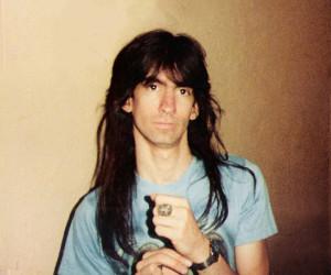 Garth Huels - Loft Studios sessions - Feb. 1984