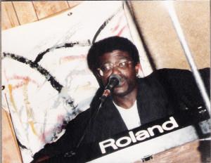 Bill Simms. Feb 1988 - Tularosa Ave, Silver Lake, CA