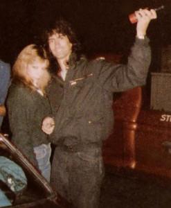 Bon Voyage Buffalo -  Sept 15, 1984