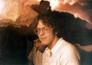 Dave Maltbie & Bob Lowden Jan 5th1979