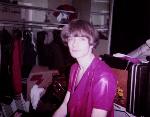 Backstage at the Hollywood, Batavia, NY - New Years Eve - Jukebox - 12.31.1982