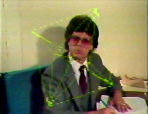 'Keep Running' video taping - Dallas, TX September 1984