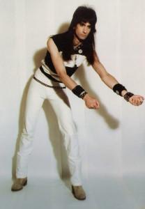 Garth Huels - Keep Running Promo pics - 1984