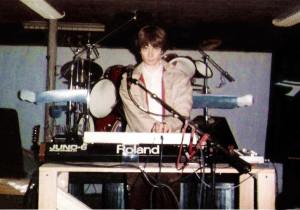 Rehearsal at The Chamber, Buffalo NY - May 1984