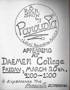 Daemen College -Friday, 03.20.1981