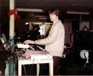 Rehearsal at The Chamber, Buffalo NY - May 1984