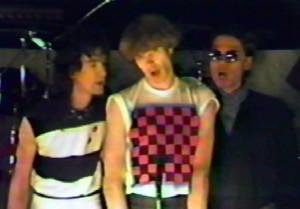 Garth, Patt & Bob - 'Keep Running' video - August 1984