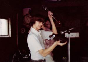 105 Baxter Street - Summer 1976