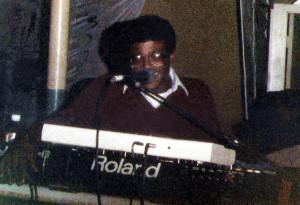 Bill Simms Keyboards -Chamber May 1984