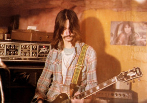 Garth Huels  - Neb's basement - Jan 5th, 1979