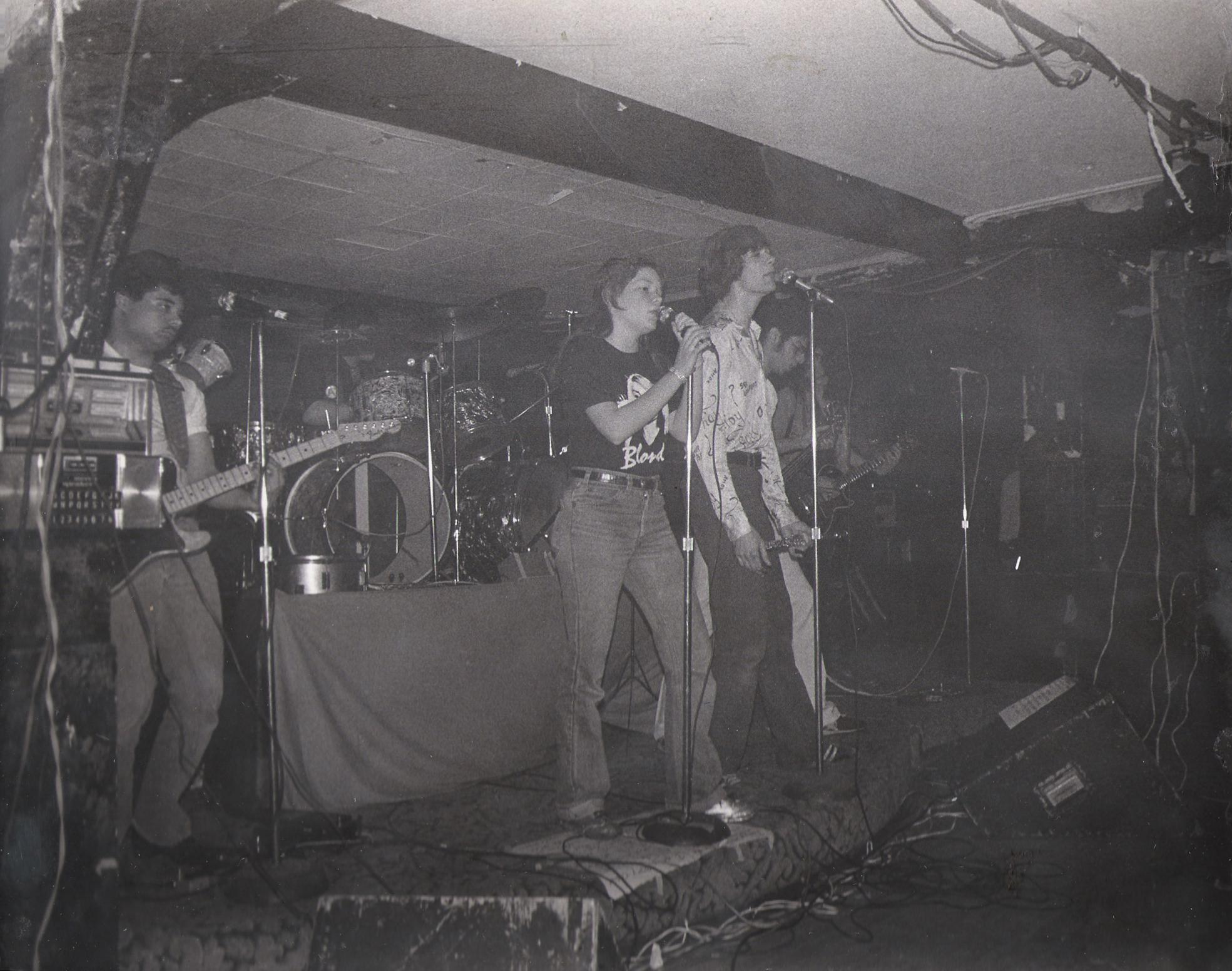 Parousia at McVans 1979