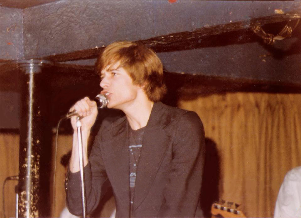 Patt Connolly Lead Vocals