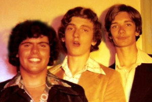 Gerry Cannizzaro Steve Soos Patt Connolly - Payne Ave. 1975