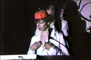 Patt Connolly: Art & Science show at the Plant 6, Kenmore - Sept. 1985