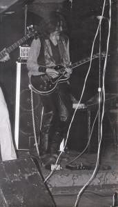 Garth Huels - McVan's - June 1979