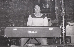 Dave Maltbie - McVans June 1979 - Fender Rhodes, Wurlitzer 4100 Organ and Moog Sonic Six