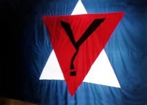 Parousia backdrop 1986 - viv's fabrics