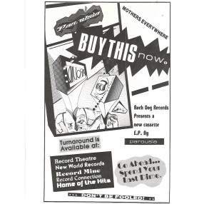 Buffalo NIghtLife Ad 1988