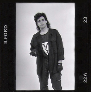 Parousia Photo session Los Angeles, CA 1988
