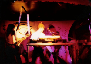 Parousia presents the Art & Science Show at the Plant6 - 09.02.1985