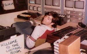 Gregg Filippone- the master of his domain - Sept. 1984