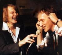 Rick Falkowski & Dale Anderson 1981