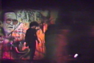 Gerry Cannizzaro at Club 88, West Los Angeles 02.17.1989