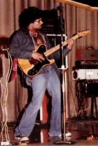 Barry Cannizzaro - Hutch-Tech high school - May 1978