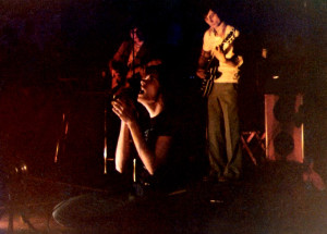 Patt, John & Barry - Polish Community Center - March 1978