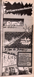 Rock City News Ad - Madame Wong's May 26, 1988