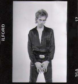 Patt Connolly - Parousia Los Angeles photo session 1988