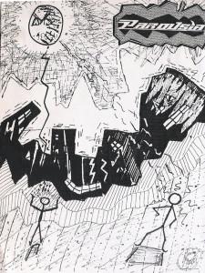 Parousia Art2 July 1987