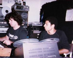 Randy Filippone & Bob Lowden - July- August,1985